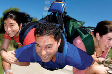 Adrenaline pumping activities | Palm Court Rotorua Motel
