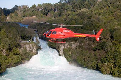Visit Huka Falls | Palm Court Rotorua Motel