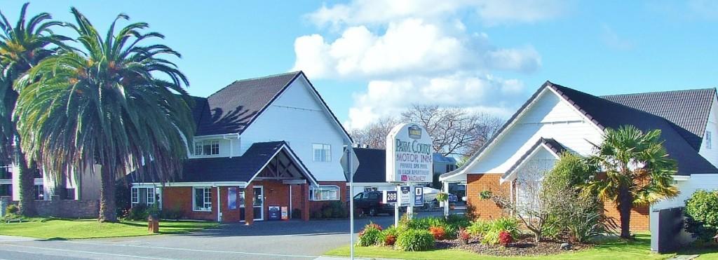 Palm Court Rotorua Motel