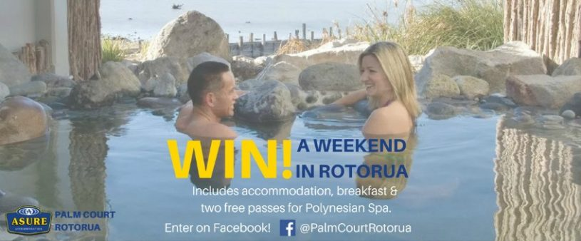 Win a Rotorua Getaway for 2 | Things to Do in Rotorua | Palm Court Motor Inn