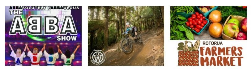 Rotorua events in October 2016 | Things to Do in Rotorua | Palm Court Motor Inn