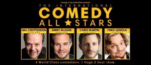 International Comedy Show | Rotorua Events