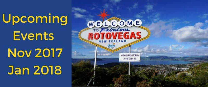 Summer in Rotorua - ASURE Palm Court Rotorua