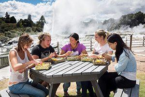 Maori Culture & Dining In Rotorua - ASURE Palm Court Rotorua