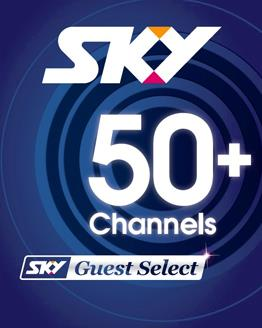 Sky Guest Select logo