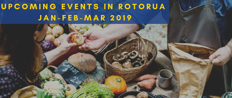 Palm Court Rotorua - Upcoming Events Jan 2019