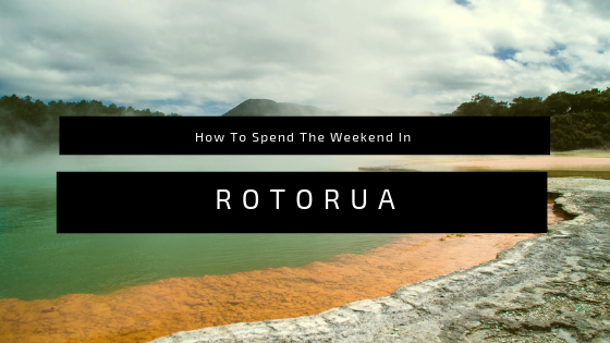 Spen the weekend in Rotorua - Palm Court