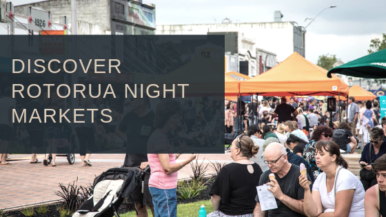 Discover Night Markets