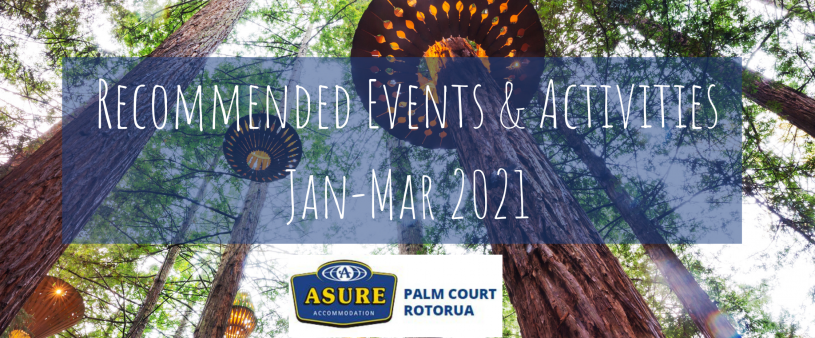 Recommended events jan mar 2021